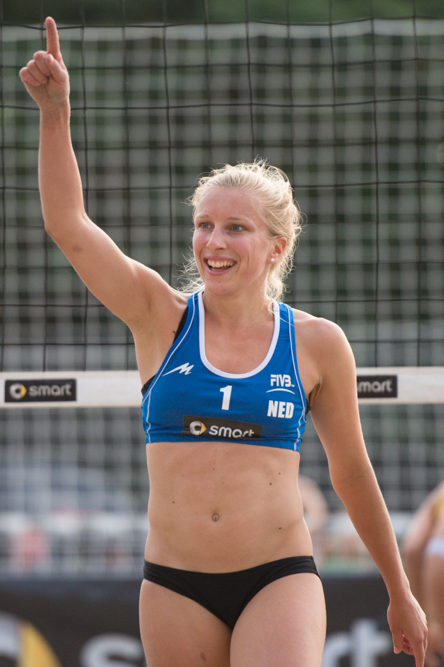 FIVB Berlin Grand Slam, Main Draw Women